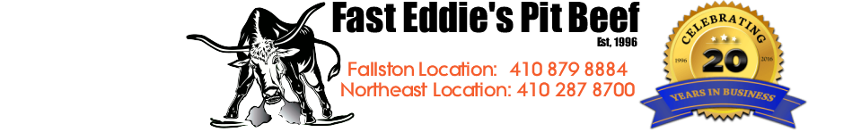 Fast Eddies Pit Beef and Catering